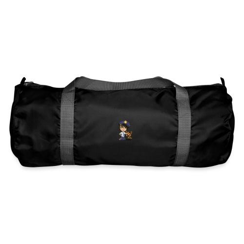Jack und Hund - von Momio Designer Cat9999 - Sporttasche