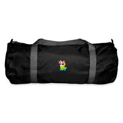 Regenbogenanimation - Sporttasche