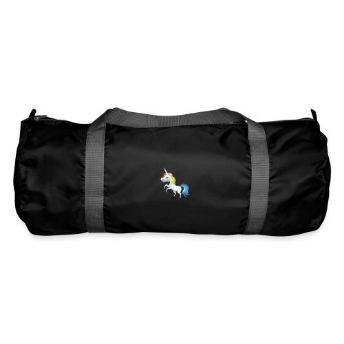 Regenbogen-Einhorn - Sporttasche