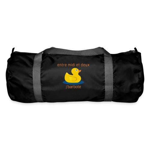 Barbote orange - AW20/21 - Sac de sport