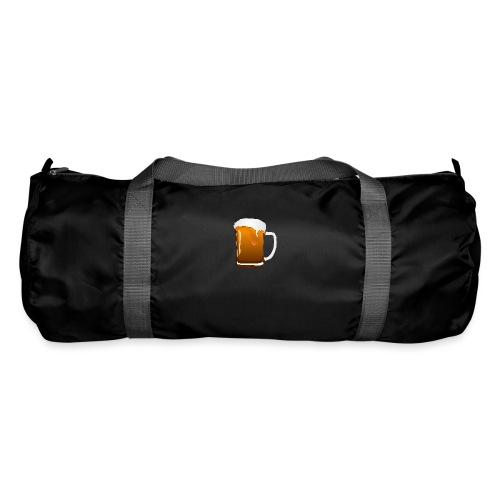 Cartoon Bier Geschenkidee Biermaß - Sporttasche