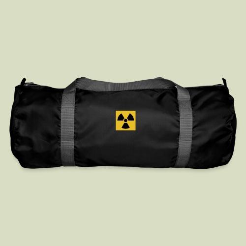 Radiation warning - Urheilukassi