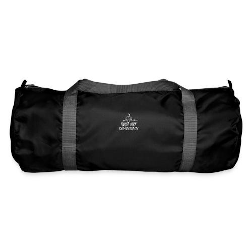 WOT NO DEMOCRACY - Duffel Bag