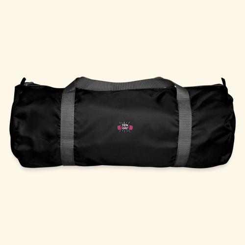 VSK Lustiges GYM Shirt Iron Addict - Sporttasche