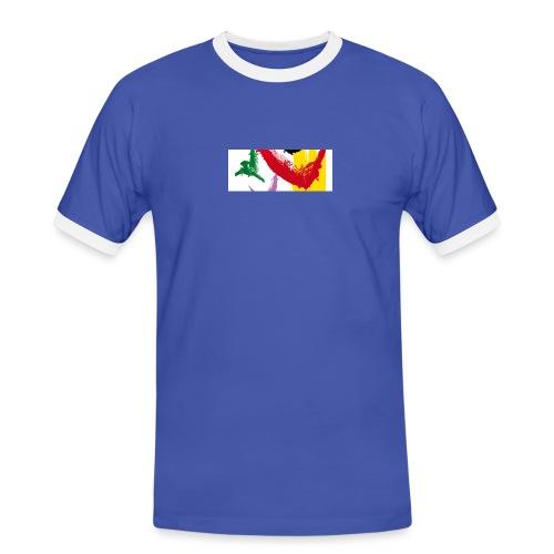 Feria 2017 - T-shirt contrasté Homme