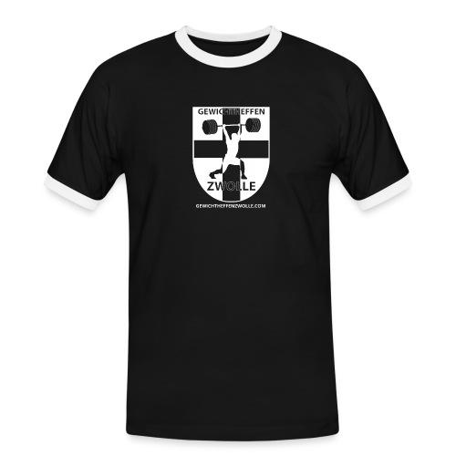 Bestsellers Gewichtheffen Zwolle - Mannen contrastshirt