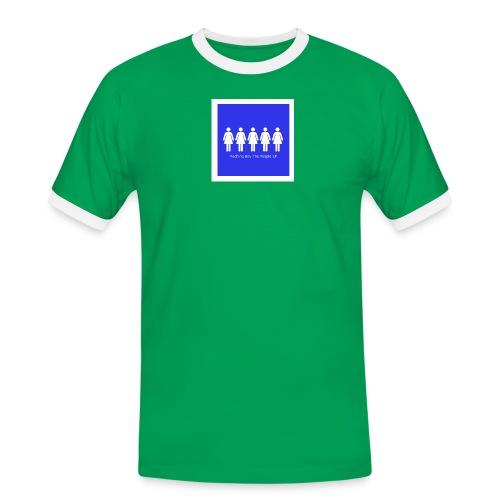 Machine Boy People - Men's Ringer Shirt