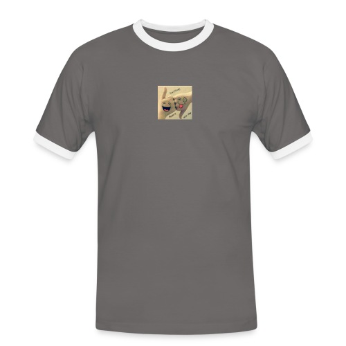 Friends 3 - Men's Ringer Shirt