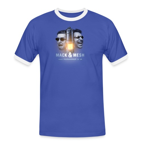 Season 7 No Quote - Men's Ringer Shirt