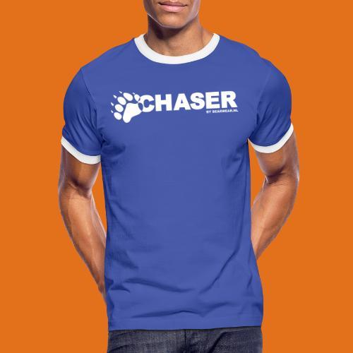chaser by bearwear new - Men's Ringer Shirt