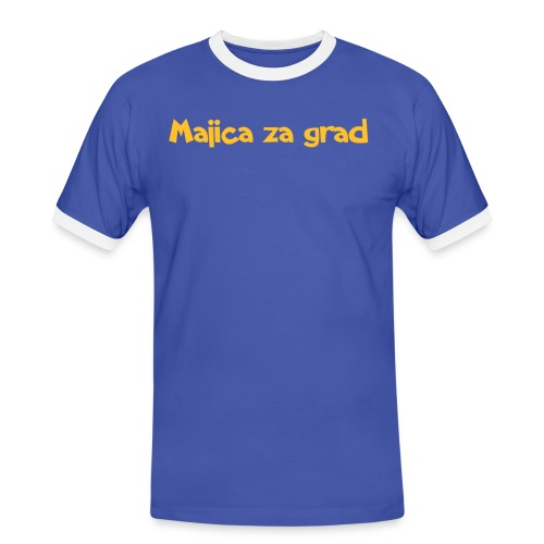 majica grad2 - Men's Ringer Shirt