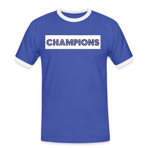 tshirtchamps - Men's Ringer Shirt