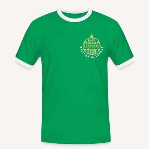 VATICAN ALLSTARS - Men's Ringer Shirt