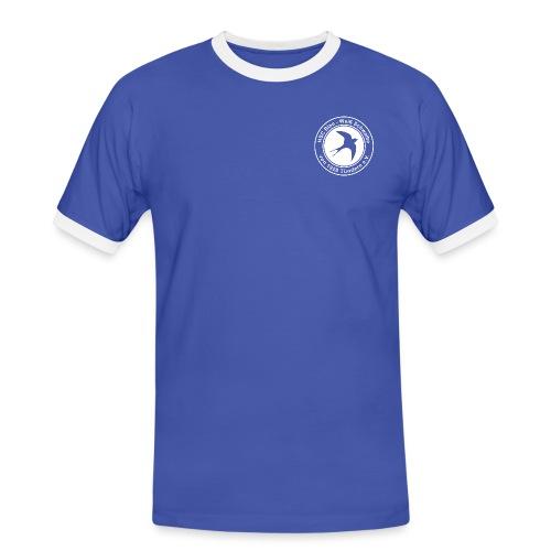 Classic Logo - Männer Kontrast-T-Shirt