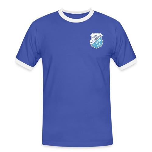 tsvvereinslogo2 - Männer Kontrast-T-Shirt