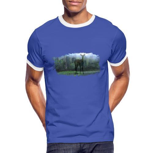Nature in the City - Men's Ringer Shirt