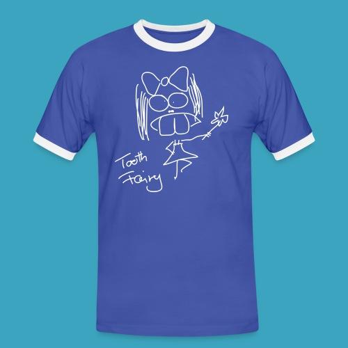 toothfairy - Männer Kontrast-T-Shirt