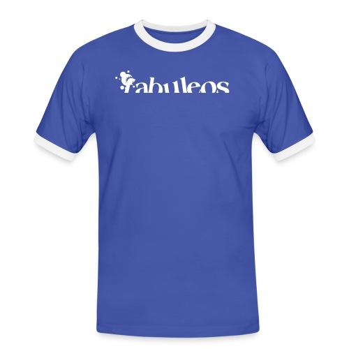 fabuleos 2colors - T-shirt contrasté Homme