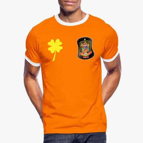 Trébol de la suerte CEsp - Camiseta contraste hombre
