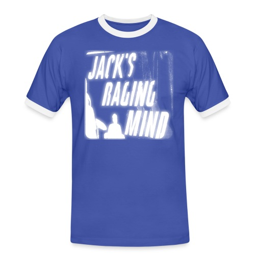 Jacks Raging T Shirt - Men's Ringer Shirt