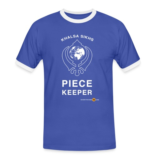 Piece keeper - Men's Ringer Shirt