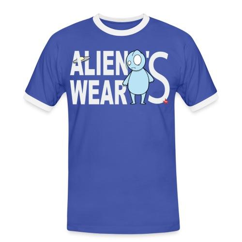 Alien's wear - T-shirt contrasté Homme