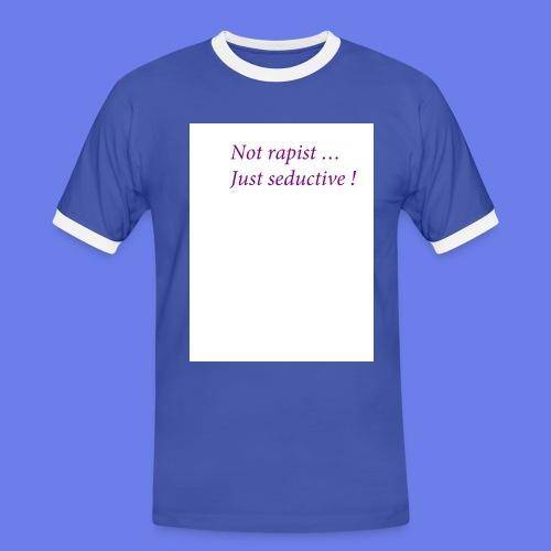 Seduc - T-shirt contrasté Homme