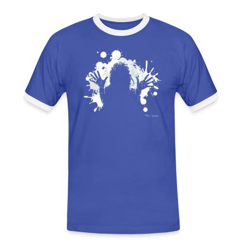 tshirtbukkakeps - T-shirt contrasté Homme