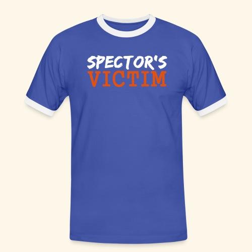 Spector s Victim - Men's Ringer Shirt