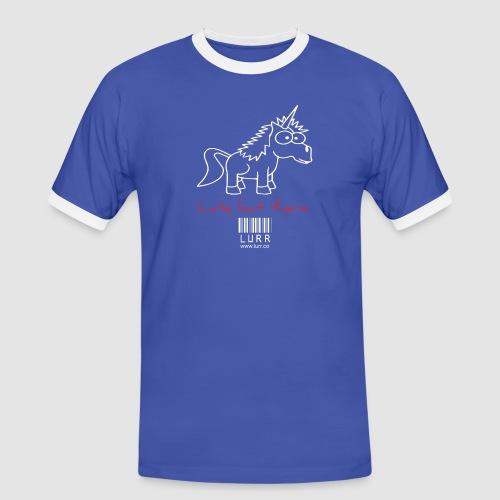 lurr unicorn - Men's Ringer Shirt