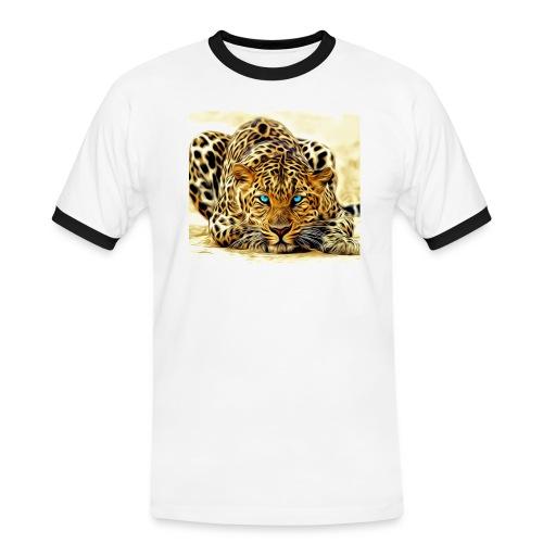 IL SIMBOLO DEL CANALE - Maglietta Contrast da uomo