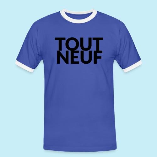toute neuf - T-shirt contrasté Homme