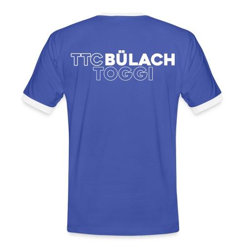 OTTV Meisterschaft TOGGI - Männer Kontrast-T-Shirt