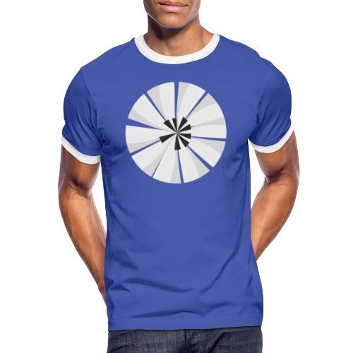 Ma planète Piano - T-shirt contrasté Homme