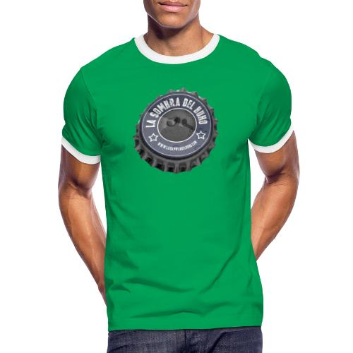 Chapa - Camiseta contraste hombre