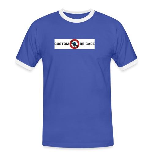 Cocarde - T-shirt contrasté Homme