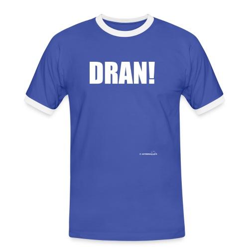 dranwit - Mannen contrastshirt