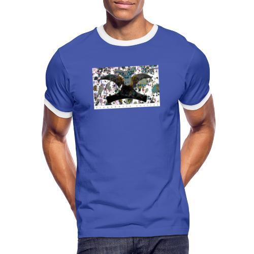 Blue Mojitos (w) - Men's Ringer Shirt