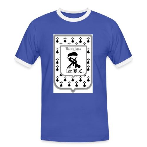 breizh atao - T-shirt contrasté Homme