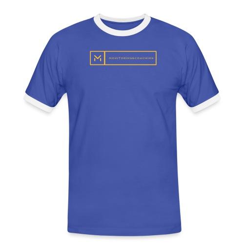 238736 - T-shirt contrasté Homme