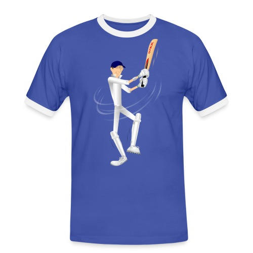 Sticky Ashes 2013 ENG - Men's Ringer Shirt