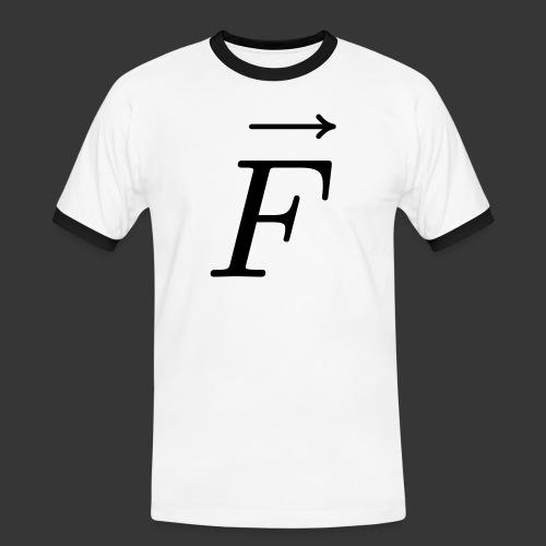 Force LaTeX - Men's Ringer Shirt
