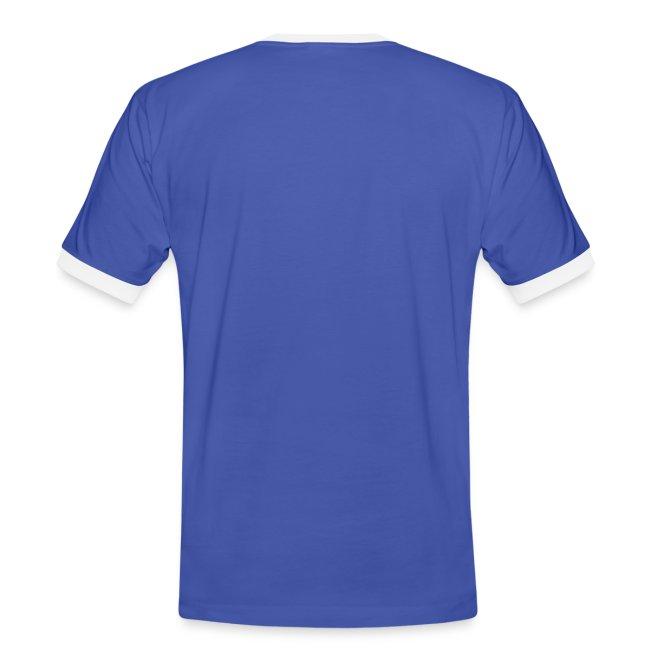 Vorschau: Reiter - Männer Kontrast-T-Shirt