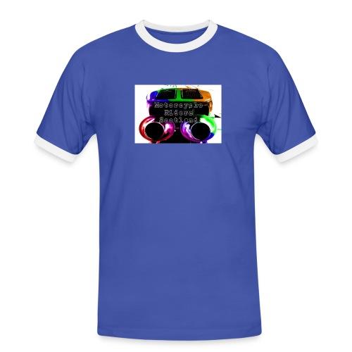 MCRS Twin Pipes - Men's Ringer Shirt