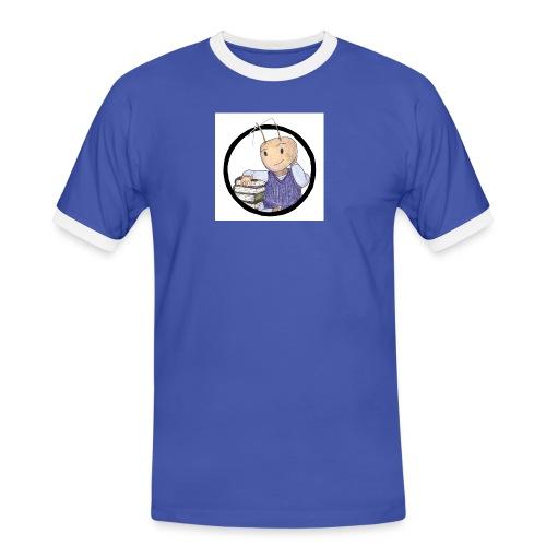 arminfb03 kopie - Männer Kontrast-T-Shirt