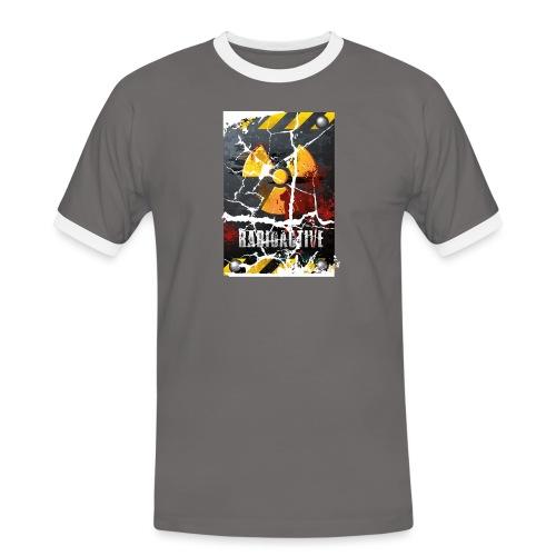 radiactive - Maglietta Contrast da uomo