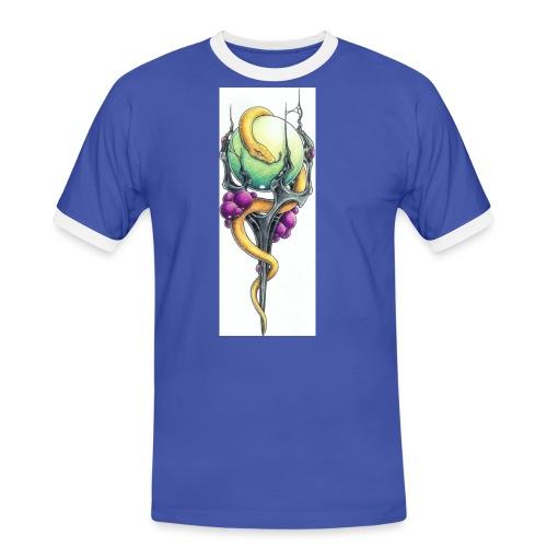 snake ball - Men's Ringer Shirt