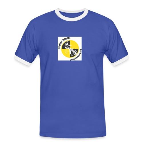 Crash Test 2 - T-shirt contrasté Homme