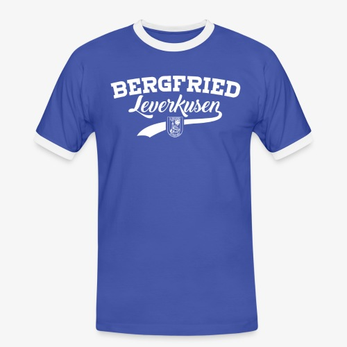 bergfried201 - Männer Kontrast-T-Shirt