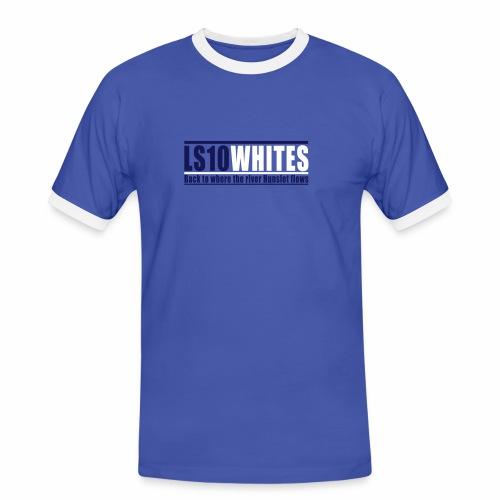 LS10 WHITES - Men's Ringer Shirt